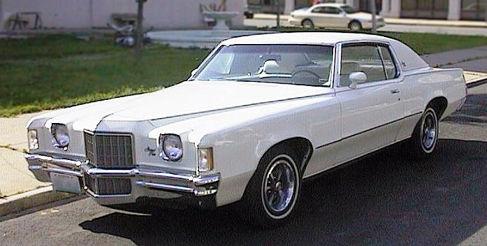 1972 Pontiac Grand Prix Air Conditioning
